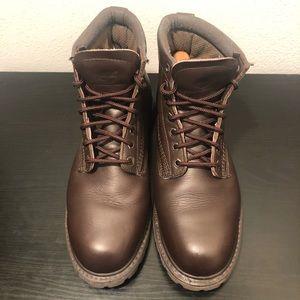 Timberland Brown Boots Men's Sz 11